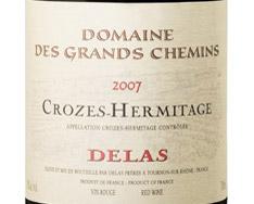 DELAS DOMAINE DES GRANDS CHEMINS CROZES-HERMITAGE 2013