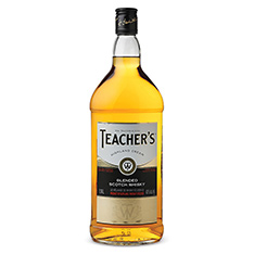 TEACHER'S HIGHLAND CREAM SCOTCH WHISKY