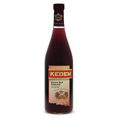KEDEM CREAM RED CONCORD KP M