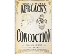 SMALL GULLY MR. BLACK'S CONCOCTION SHIRAZ/VIOGNIER 2013