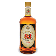 SEAGRAMS 83 WHISKY