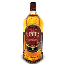 GRANT'S FAMILY RESERVE SCOTCH WHISKY