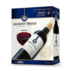 JACKSON-TRIGGS MERLOT BAG IN BOX