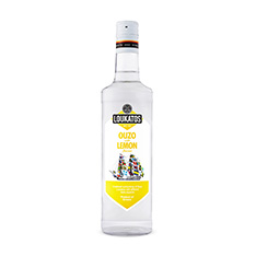 LOUKATOS OUZO LEMON