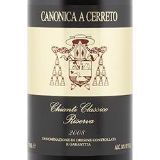 CANONICA A CERRETO RISERVA CHIANTI CLASSICO 2011