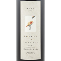 TURKEY FLAT SHIRAZ 2014
