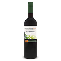 PEPPERWOOD GROVE OLD VINE ZINFANDEL