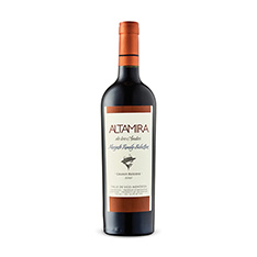 ALTAMIRA DE LOS ANDES NAVIGATO GRAND RESERVE FAMILY SELECTION 2010
