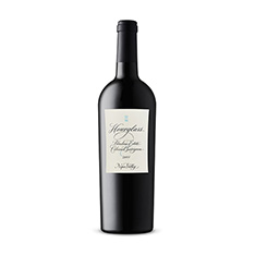 HOURGLASS BLUELINE ESTATE CABERNET SAUVIGNON