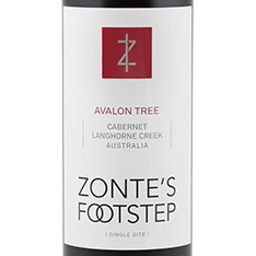 ZONTE'S FOOTSTEP AVALON TREE CABERNET SAUVIGNON 2014