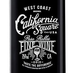 CALIFORNIA SQUARE RED BLEND