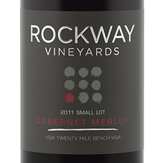ROCKWAY VINEYARDS CABERNET/MERLOT 2013