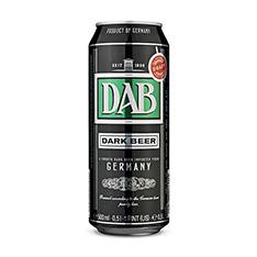 DAB DARK LAGER+