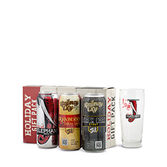 RAILWAY CITY BREWING CO - HOLIDAY GIFT PACK
