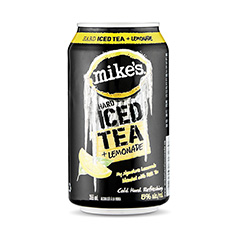 MIKE'S HARD ICE TEA & LEMONADE