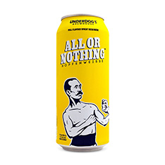 ALL OF NOTHING HOPFENWEISSE