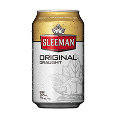 SLEEMAN ORIGINAL DRAUGHT 15-PK-CAN