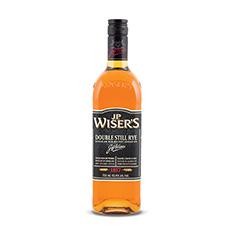 J.P. WISER'S DOUBLE STILL RYE CANADIAN WHISKY
