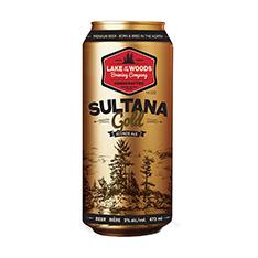 SULTANA GOLD ALE