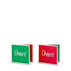 GIFT CARD PRESENTER HOLIDAY 2015 - ENG. CHEERS