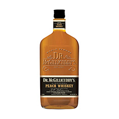DR. MCGILLICUDDY'S INTENSE PEACH WHISKY