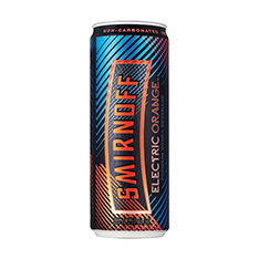 SMIRNOFF ELECTRIC MANDARIN