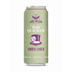 LAKE WILCOX BREWING MAD QUACKER