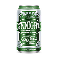 G'KNIGHT IMPERIAL IPA