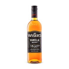 J.P. WISER'S VANILLA WHISKY