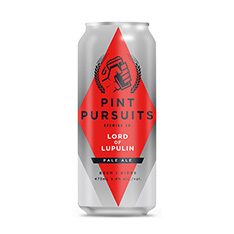 LORD OF THE LUPULIN AMERICAN PALE ALE