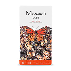 PELEE ISLAND MONARCH VIDAL VQA BAG IN BOX