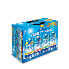 PALM BAY MIXER PACK 12X355ML