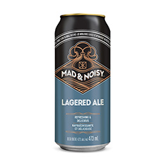 CREEMORE MAD & NOISY LAGERED ALE