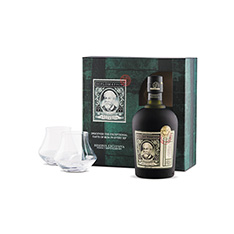 DIPLOMATICO RESERVA EXCLUSIVA GIFT SET**