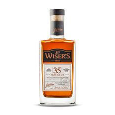 J.P. WISER'S 35 YO CANADIAN WHISKY