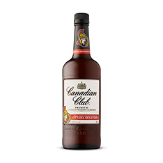 CANADIAN CLUB PREMIUM OTTAWA SENATORS EDITION