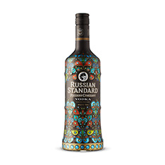 RUSSIAN STANDARD VODKA CLOISONNE LIMITED EDITION