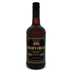 ANDR�S GOLDEN CREAM APERA