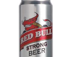 RED BULL BEER