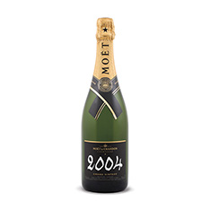 MO�T & CHANDON GRAND VINTAGE BRUT CHAMPAGNE 2008