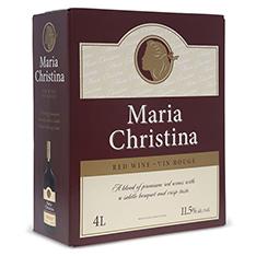 BRIGHTS MARIA CHRISTINA RED