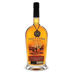 FORTY CREEK DOUBLE BARREL RESERVE WHISKY